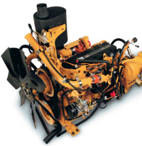 Двигатели на бульдозеры Caterpillar