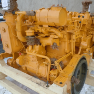 Двигатели для бульдозеров Челябинского тракторного завода