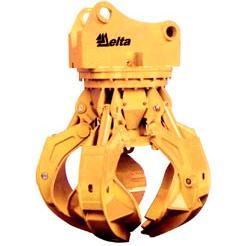 Грейфер многочелюстной (Скрап) Delta MGA800-4 (4 челюсти)