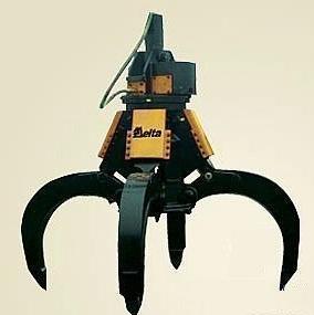 Грейфер многочелюстной (Скрап) Delta MGB800-4 (4 челюсти)