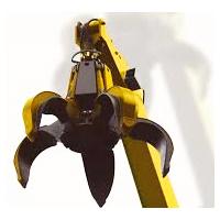 Грейфер многочелюстной (Скрап) Delta MGB800-5 (5 челюстей)
