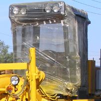 Детали кузова и кабины для автогрейдеров Челябинского тракторного завода