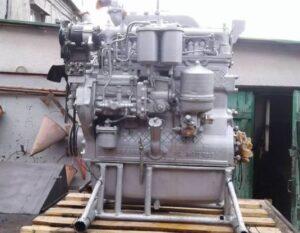 Двигатели дизельные на экскаваторы Атек