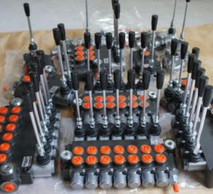 Цилиндры гидравлические для погрузчиков Atlas