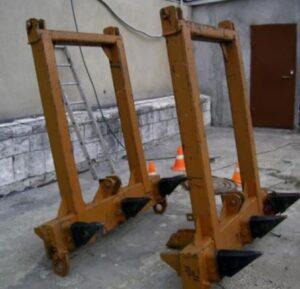 Рабочее оборудование на автогрейдер Брянского завода