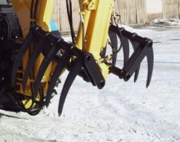 Навесное оборудование на экскаватор Schaeff