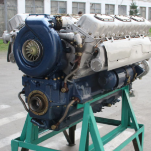 Двигатели дизельные на погрузчик ЧТЗ