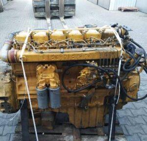 Двигатели на погрузчики Liebherr