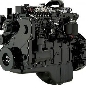 Двигатели на погрузчики Dressta