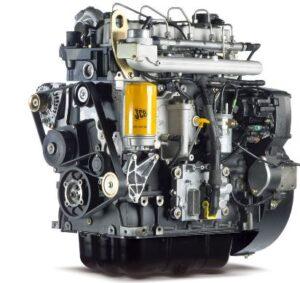 Двигатели на погрузчики JCB