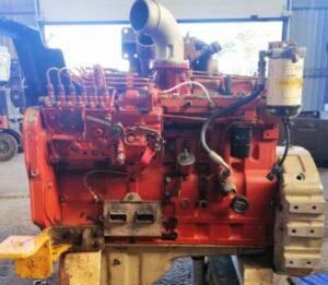 Двигатели дизельные на экскаваторы Komatsu