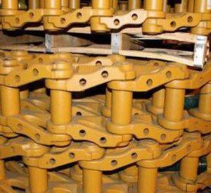 Цепь гусеничная на бульдозер D355A ДЖ260-22-100-01СБ
