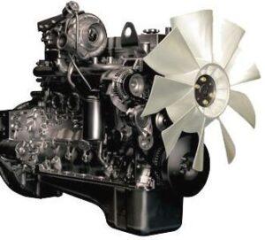 Двигатель внутреннего сгорания Komatsu SA6D102E-1, SA6D110-1