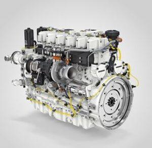 Двигатели дизельные на экскаваторы Liebherr