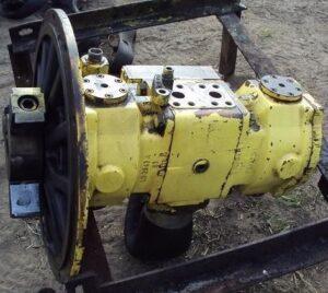 Гидравлика (гидронасосы / гидродвигатели) для экскаваторов Liebherr