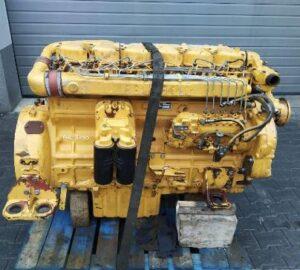 Двигатель Liebherr D 906 (D 906 NA, D 906 TB, D 916, D 916 T, D916TI)