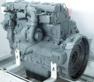Двигатель Liebherr D 924 (D 924 T-E/TI, D 924 TI-E, D 924 TI-EA4)