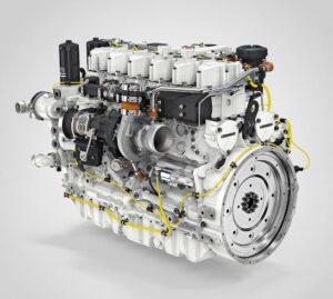 Двигатель Liebherr D 936, D 936 A6, D 936 L