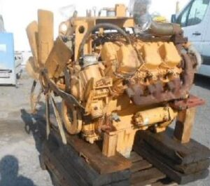 Двигатель Liebherr D 9306 T (D 9306 TB/TI, D 9406, D 9406 T/TI / TI-E)