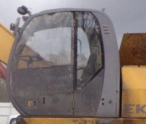 Детали кузова и кабины для экскаваторов Тверь
