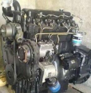 Двигатели на погрузчики Дормаш