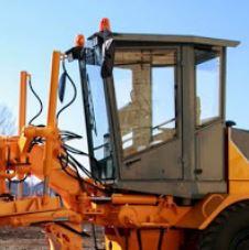 Детали кузова и кабины для автогрейдеров Орловского завода