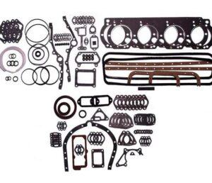 Ремкомплект двигателя скрепера самоходного МоАЗ