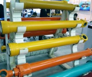 Цилиндры гидравлические для автопогрузчиков МоАЗ