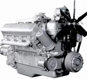 Двигатели на автопогрузчики МоАЗ