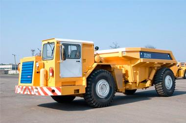 Запчасти на самосвал шахтный МоАЗ-7529