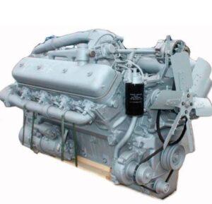 Двигатель для трактора МоАЗ