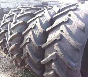 Шины/диски для трактора МоАЗ