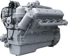 Двигатели на автобульдозеры МоАЗ