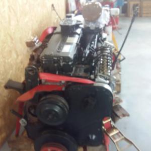 Двигатели на автогрейдеры Komatsu