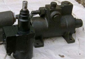 Гидравлика (гидронасосы / гидродвигатели) для автогрейдера