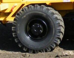 Колеса - шины - диски на автогрейдер
