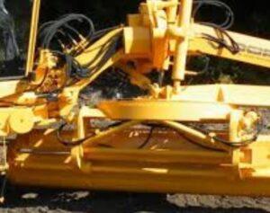 Рабочее оборудование на автогрейдер