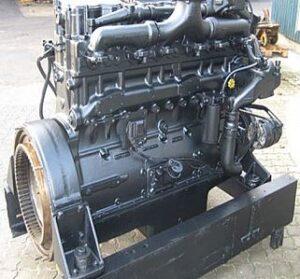 Двигатели на фронтальные погрузчики