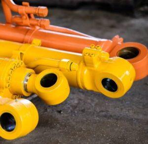 Цилиндры гидравлические для автопогрузчиков Dressta