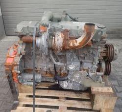 Двигатели на фронтальные погрузчики Hitachi