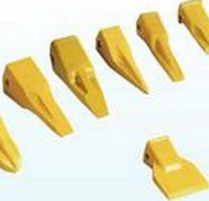 Зубья на ковш фронтального погрузчика Hitachi