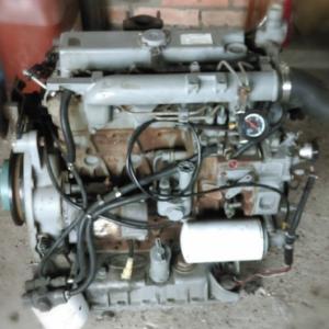 Двигатели на погрузчики-экскаваторы