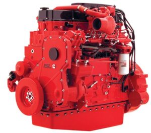 Двигатель Cummins (Камминз, Каменс) ISLE