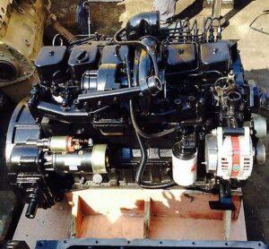 Двигатели дизельные на экскаваторы Samsung
