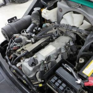 Двигатели дизельные на погрузчик Komatsu