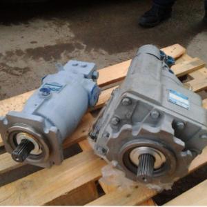 Гидравлика (гидронасосы / гидродвигатели) для погрузчиков UNK
