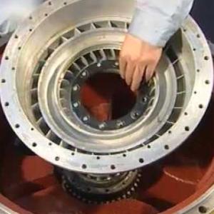 Гидротрансформаторы на погрузчик Foton