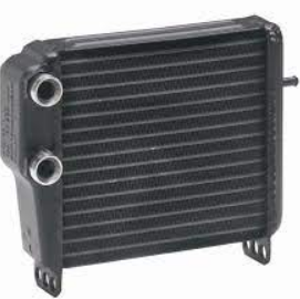 Радиатор масляный для автокрана SANY