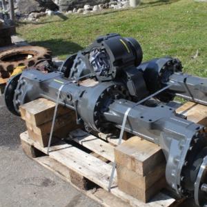 Ходовые части шасси/ ходовые и цепные механизмы для погрузчиков Volvo