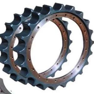 Ходовые части шасси/ ходовые и цепные механизмы для погрузчиков Hitachi